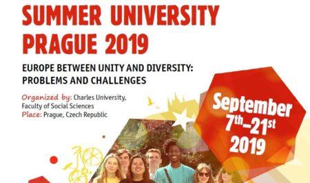 Summer University Prague 2019