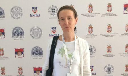 Предавање доц. др Екатерине Јакушкине