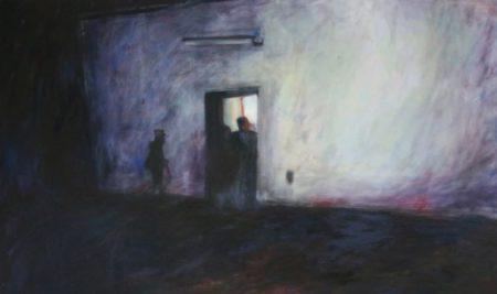 Изложба слика студената четврте године Сликарства
