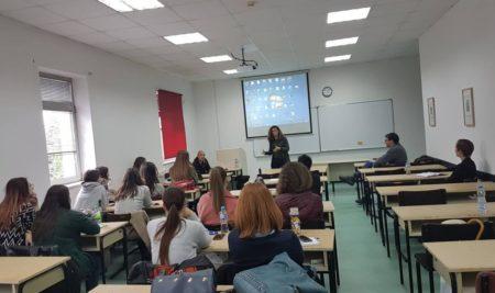 Гостовање Марине Лаловић (Rai Radio Tre)