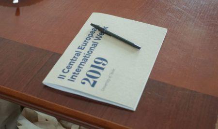 Учешће у Централноевропској међународној седмици у Ополеу
