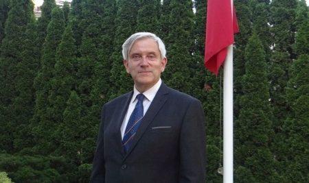 Предавање амбасадора Француске Гијома Русона