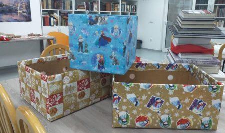 Акција прикупљања слаткиша за дјецу кориснике јавне кухиње