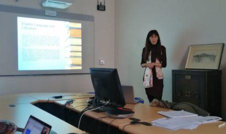 Учешће на међународној седмици Еразмус+ на Универзитету у Поатјеу