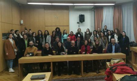 """Катедра италијанских студија на семинару """"Данте на Балкану"""""""