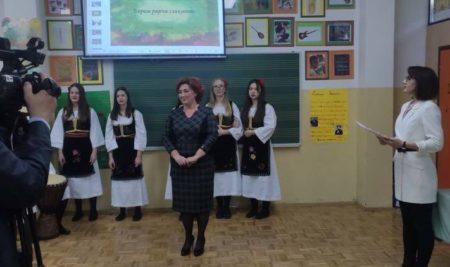 Представници Филолошког факултета учествовали у обиљежавању Дана  матерњег језика