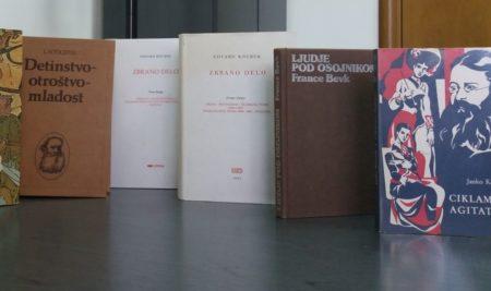 Библиотека Филолошког факултета богатија за издања на словеначком језику
