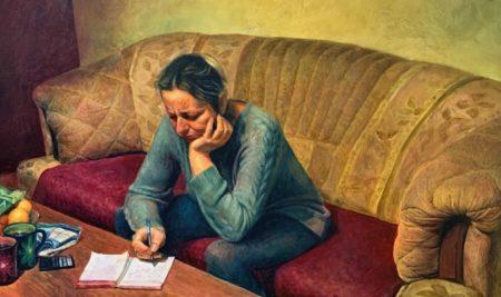 Изложба слика студената треће године Сликарства