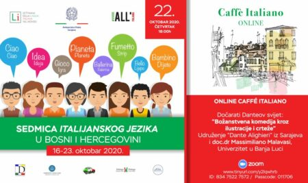 Italian Language Week at the Faculty of Philology