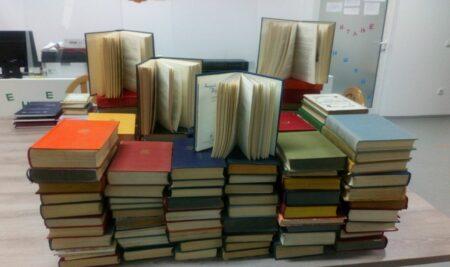 Још једна донација књижевне грађе из Белгорода