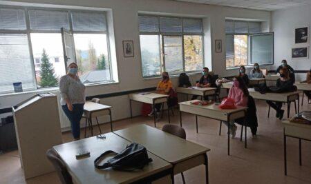 Проф. др Биљана Радић Бојанић одржала предавање на Филолошком факултету