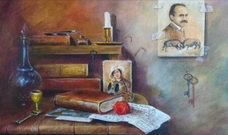 Отворена изложба слика Перице Ивановића