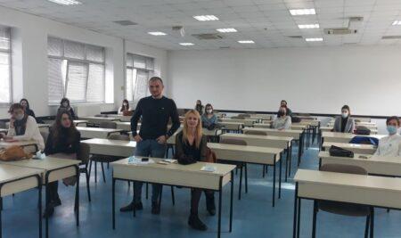 Предавање и интервју Живка Влаховића и Нађе Парандиловић