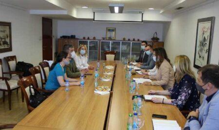 Ангажман студенткиње руског језика у Министарству за европске интеграције